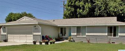 Kennewick Single Family Home For Sale: 1408 S Cleveland