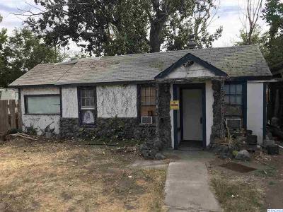 Kennewick Single Family Home For Sale: 229805 E Game Farm Rd
