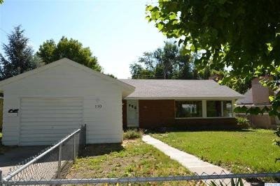 Kennewick Single Family Home For Sale: 110 N Quincy