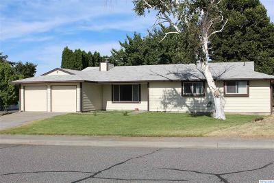 Kennewick Single Family Home For Sale: 1503 S Union Ct