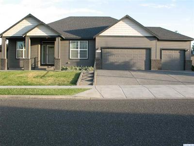 Kennewick Single Family Home For Sale: 4219 W 21st Ave.