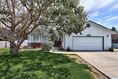 Kennewick Single Family Home For Sale: 3005 S Waverly St.