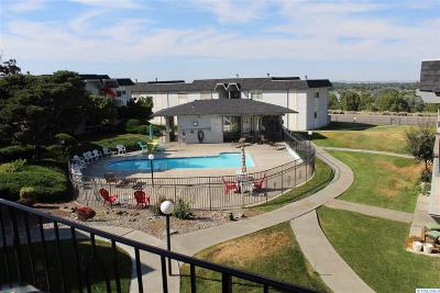 Kennewick Condo/Townhouse For Sale: 2401 W Canal Dr., 6c #6C