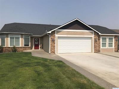 Pasco Single Family Home For Sale: 4411 Laredo Dr
