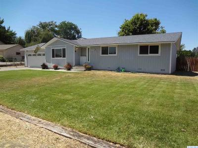 Kennewick Single Family Home For Sale: 516 S Grant St