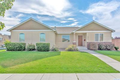 Kennewick Single Family Home For Sale: 1905 S Perry Street