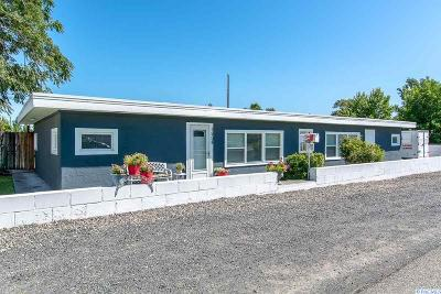 Kennewick Single Family Home For Sale: 1508 W 21st Avenue