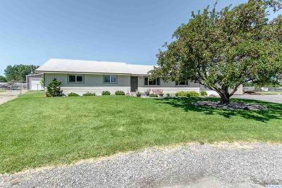Kennewick Single Family Home For Sale: 624 S Harrison St