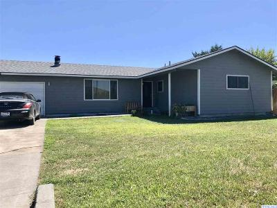 Kennewick Single Family Home For Sale: 1611 W 27th Ave
