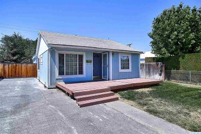 Richland WA Single Family Home For Sale: $192,000