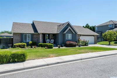 Kennewick Single Family Home For Sale: 2927 S Keller Place