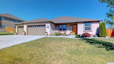 Kennewick Single Family Home For Sale: 3403 S Williams Street