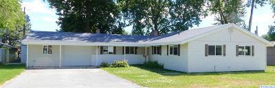 Pasco Single Family Home For Sale: 4012 W Opal