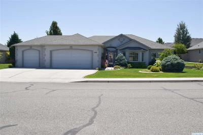 Richland WA Single Family Home For Sale: $349,000