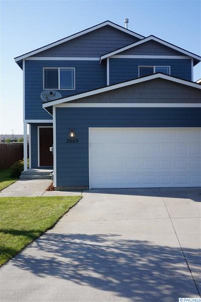 Richland WA Condo/Townhouse For Sale: $259,900