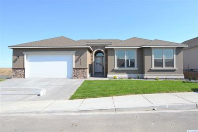 Horn Rapids Single Family Home For Sale: 2724 Torrey Pines Way