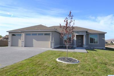 Horn Rapids Single Family Home For Sale: 2721 Torrey Pines Way