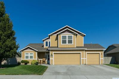 Creekstone Single Family Home For Sale: 1511 S Jefferson St.