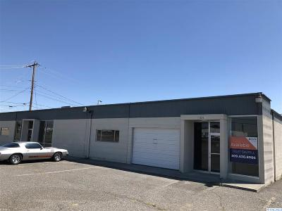 Pasco Commercial For Sale: 1320 W A