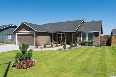 Franklin County Single Family Home Active U/C W/ Bump: 6115 Westport Lane
