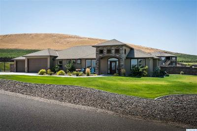 Kennewick Single Family Home For Sale: 7104 Coulee Vista Drive