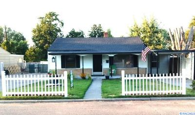 Kennewick Single Family Home For Sale: 2414 W 6th Avenue