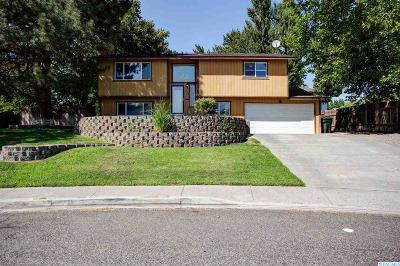 West Richland Single Family Home For Sale: 5132 Owl Court