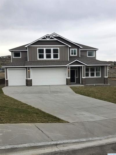 Richland Single Family Home For Sale: 1071 Chinook Dr.