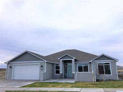 Richland Single Family Home For Sale: 1095 Chinook Dr.