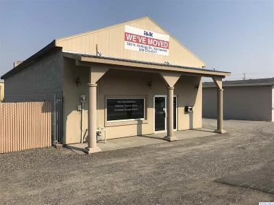 Richland Commercial For Sale: 82 Wellsian Way