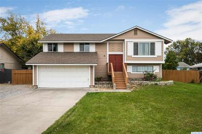 Kennewick Single Family Home For Sale: 1716 S Rainier Place