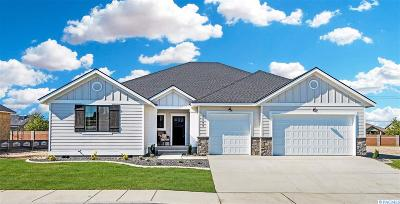 Kennewick Single Family Home For Sale: 8584 W 11th Avenue