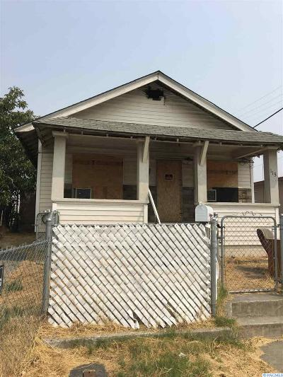 Franklin County Single Family Home For Sale: 115 N 7th