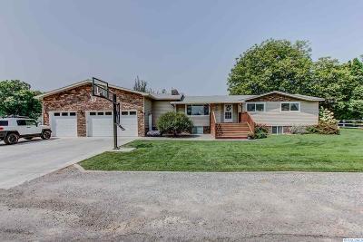 Kennewick Single Family Home For Sale: 2850 S Cedar St.
