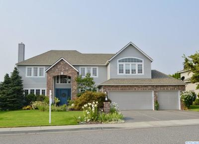 Horn Rapids Single Family Home For Sale: 2861 Hawkstone Drive