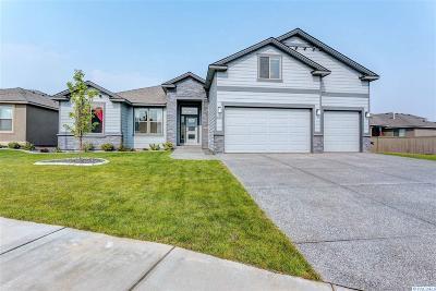 Horn Rapids Single Family Home For Sale: 2661 Grayhawk Loop