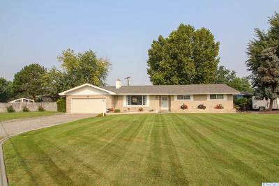 Pasco Single Family Home For Sale: 3509 W Hopkins Street