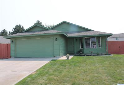 Franklin County Single Family Home For Sale: 6412 Robinson Dr