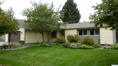 Richland WA Single Family Home For Sale: $285,000