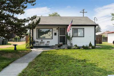 Richland WA Single Family Home For Sale: $139,990