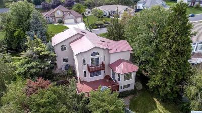 Richland WA Single Family Home Active U/C W/ Bump: $429,900