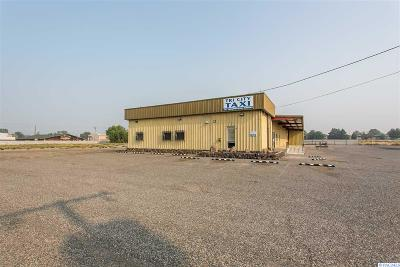 Pasco Commercial For Sale: 1925 W A St