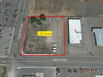 Pasco Commercial For Sale: S. 20th A Street