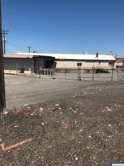 Pasco Commercial For Sale: 219 S 1st Ave