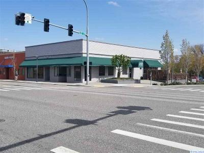 Richland Commercial For Sale: 700 And 702 George Washington Way