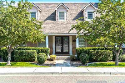 Kennewick Single Family Home For Sale: 4000 W 42