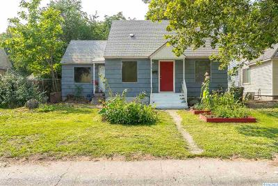 Kennewick Single Family Home For Sale: 113 N Newport St