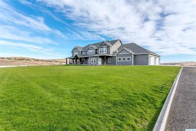 Kennewick Single Family Home For Sale: 14805 S Toure Prse