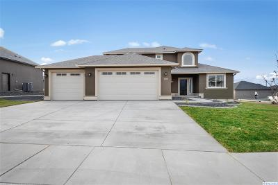 Kennewick Single Family Home For Sale: 1108 S Kansas Pl