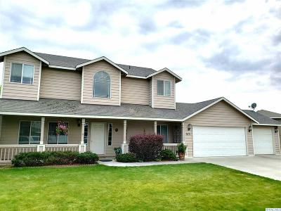 West Richland Single Family Home Active U/C W/ Bump: 5631 Oleander Street